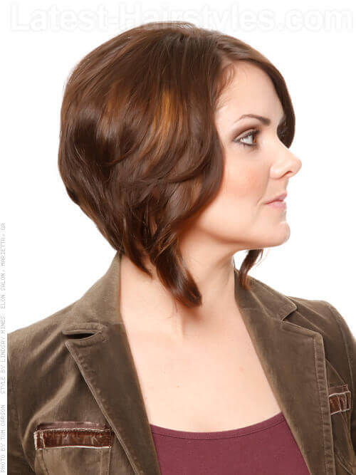 Chocolate-Colored-Hairstyle-With-Severe-