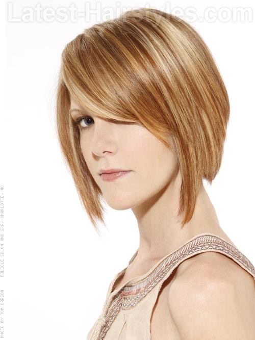 Triangular-Bob-with-Highlights-Side-View