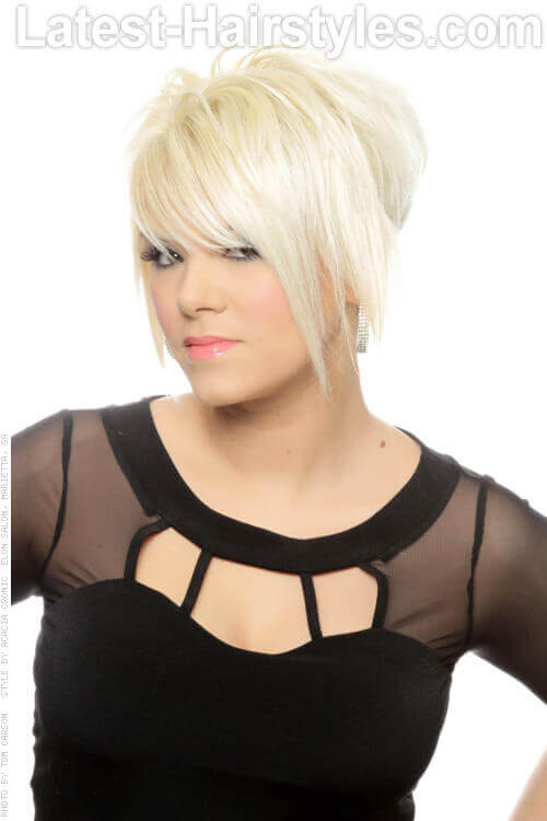 Short-Blonde-Hairstyle-with-Choppy-Laye