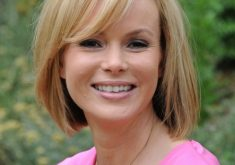 Amanda Holden Frisuren