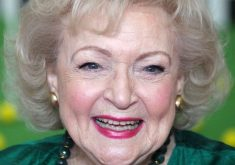 Betty White Frisuren
